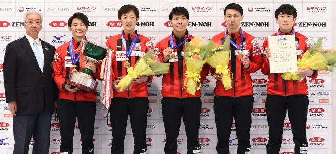 日本 選手権 2021 カーリング